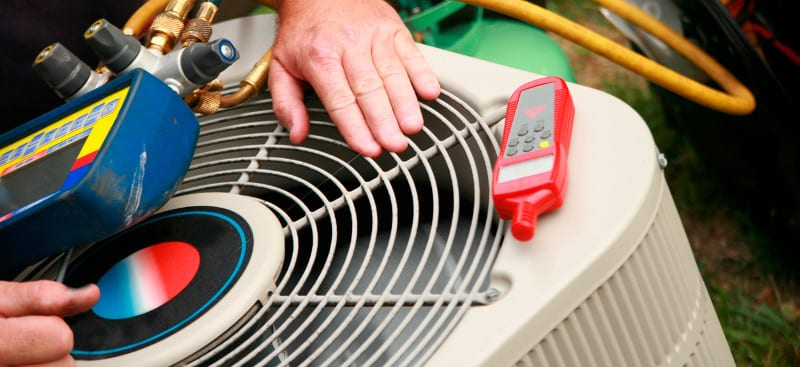 hvac tune up and maintenance