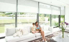 motorized luxury blinds shades