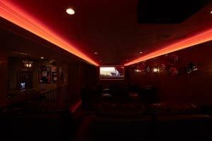 dream home movie theater