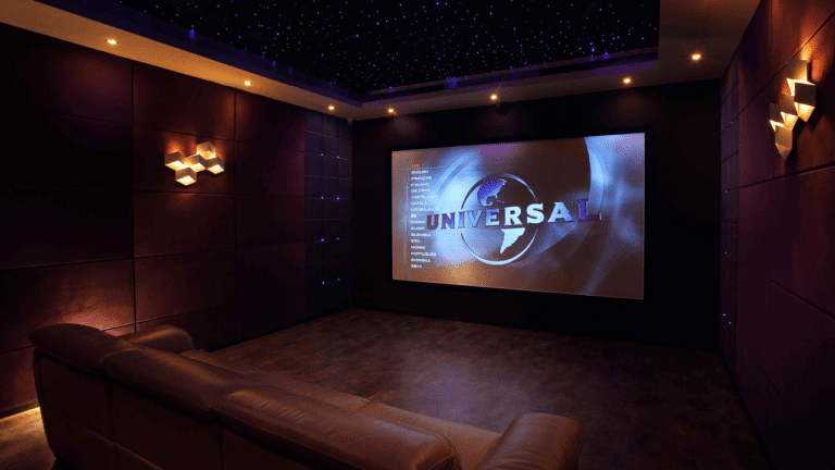 Home Theater Design
