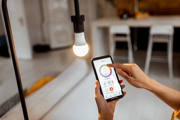 Smart Lights for home automation security