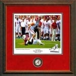 Vinnie Sunseri Print Framed with Coin