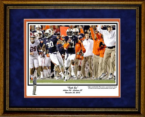 kick six framed bass